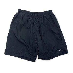 Nike Black Athletic Running Basketball Shorts